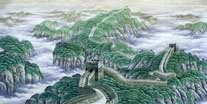 Chinese Great Wall Paintings