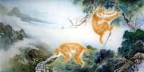 Chinese Monkey Paintings