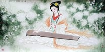 Chinese Figure Paintings