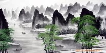 Chinese Mountain and Water Paintings