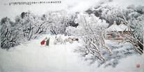 Chinese Snow Paintings