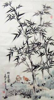 Li Meng Lin Chinese Painting 2628002