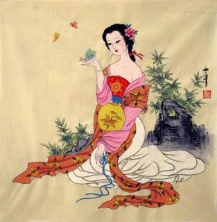Tang Xi Ping Chinese Painting 3801002