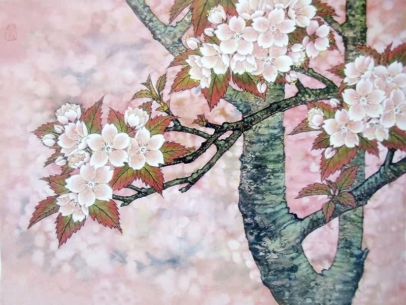 Cherry Blossom50cm X 70cm19 272401001