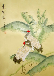 Page 3 Jian Feng Paintings Chinese Birds Amp Flowers