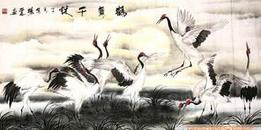 Yang Zhen Chinese Painting 2511001