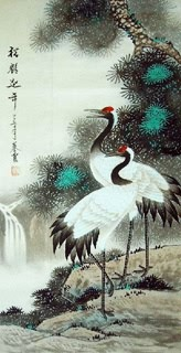 Qin Xia Chinese Painting 4703001