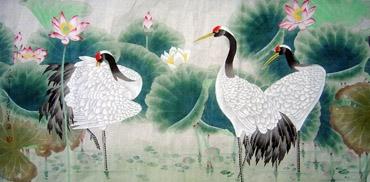 Wu Qiu Jiang Chinese Painting 4704002