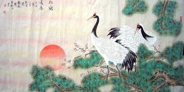 Wu Qiu Jiang Chinese Painting 4704003
