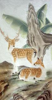 Wang Xin Rui Chinese Painting 4460002