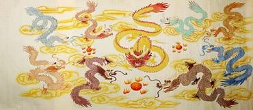 Long Yu Tian Chinese Painting 4660002