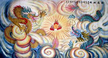 Wu Xu You Chinese Painting wxy41212014