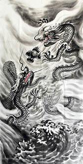 Wu Xu You Chinese Painting wxy41212016