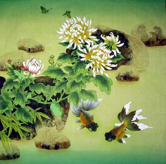 Zhao Wei Lin Chinese Painting 2615001