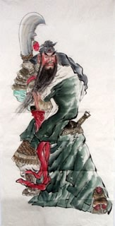 Chinese History & Folklore Painting,66cm x 136cm,3082033-x