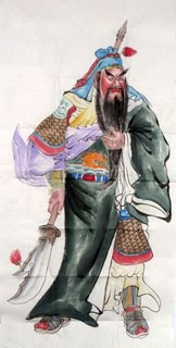 Chinese History & Folklore Painting,66cm x 136cm,3082035-x