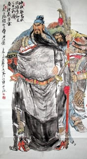 Chinese History & Folklore Painting,97cm x 180cm,3447058-x