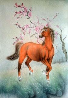 Jun Lin Chinese Painting 4317015