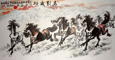 Wu Feng Chinese Painting 4722003