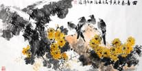 Chinese Chrysanthemum Paintings