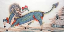 Chinese Kylin Paintings