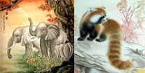 Chinese Other Animals Paintings