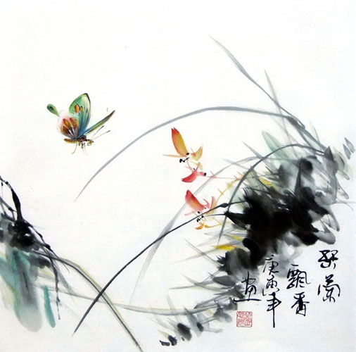 Insects,33cm x 33cm(13〃 x 13〃),2572002-z