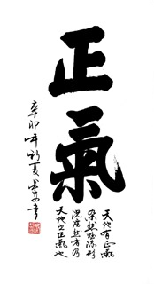 Chinese Kung Fu Calligraphy,50cm x 100cm,5908026-x