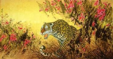 Lv Zhi Fu Chinese Painting 4682006