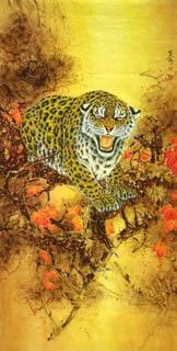 Lv Zhi Fu Chinese Painting 4682007