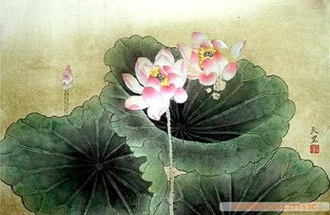 Tian Gang Chinese Painting 2320002