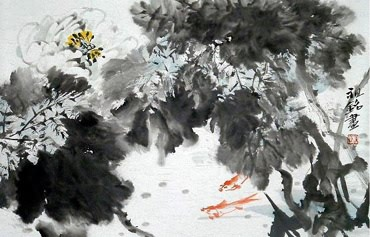 Mao Zu Ming Chinese Painting 2321002