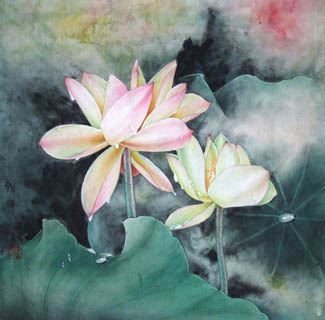 Li Fu Qiang Chinese Painting 2330001