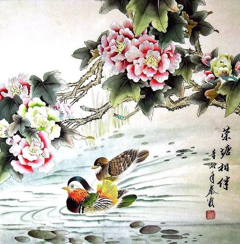 how to say duck in chinese