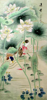 Chinese Other Animals Painting,69cm x 138cm,4336025-x