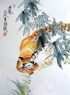 Chinese Other Animals Painting,63cm x 46cm,4367028-x