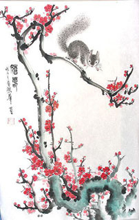 Chinese Other Animals Painting,45cm x 65cm,4485010-x