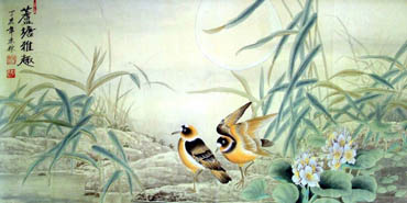 Chinese Other Birds Painting,50cm x 100cm,2319039-x