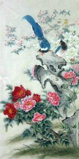Chinese Other Birds Painting,66cm x 136cm,2319090-x