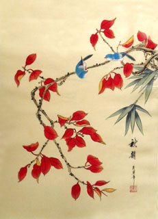 Chinese Other Birds Painting,40cm x 60cm,2336121-x