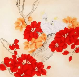 Chinese Other Birds Painting,66cm x 66cm,2340085-x