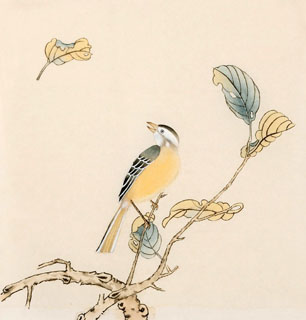 Chinese Other Birds Painting,33cm x 33cm,2340086-x