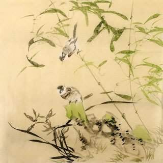 Chinese Other Birds Painting,66cm x 66cm,2340089-x