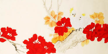 Chinese Other Birds Painting,50cm x 100cm,2340091-x