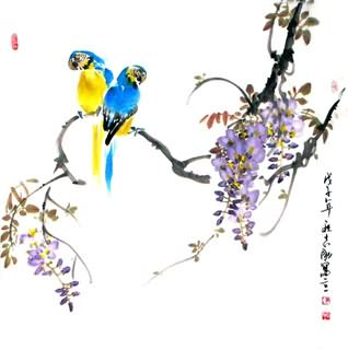 Chinese Other Birds Painting,69cm x 69cm,2360078-x