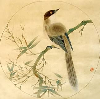 Chinese Other Birds Painting,33cm x 33cm,2389033-x