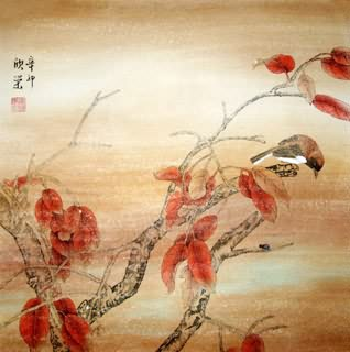 Chinese Other Birds Painting,50cm x 50cm,2395015-x