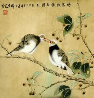 Chinese Other Birds Painting,45cm x 45cm,2397019-x