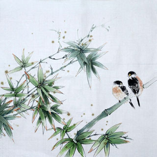 Chinese Other Birds Painting,50cm x 50cm,2408011-x