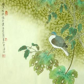 Chinese Other Birds Painting,50cm x 50cm,2414012-x